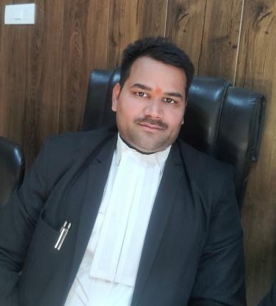 Adv. Ashish Pandey Noida